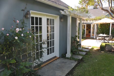 Guest Cottage Near the Sea! - Pacific Palisades, Los Angeles - Haus