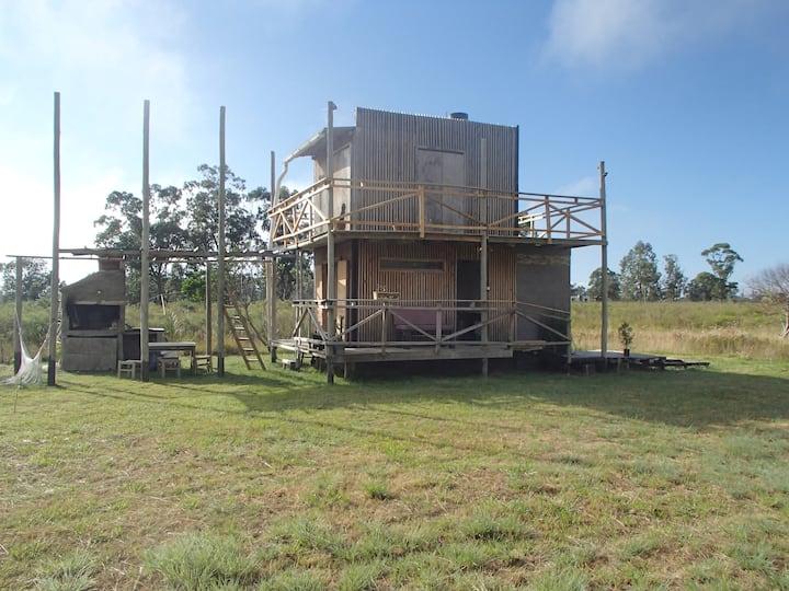 Finisterrrae Cabin in Punta Negra