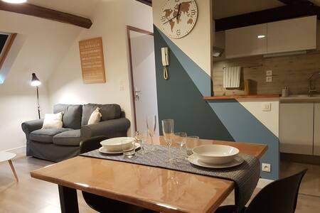 Appartement tout confort 45m²