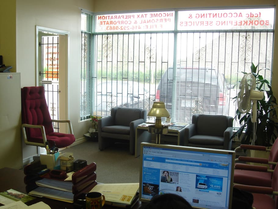 Photos of Office