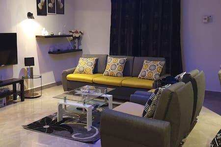 Très joli appartement avec vue sur kinshasa