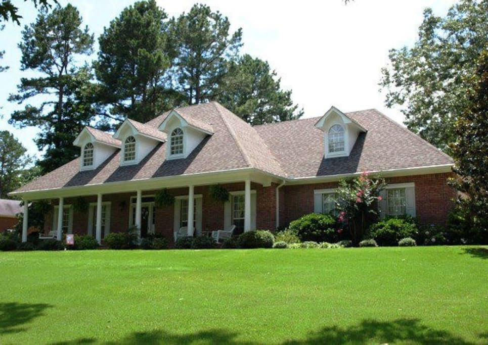 Relaxing Home For Oxford Weekends Houses For Rent In Oxford Mississippi United States
