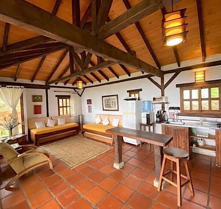Asombrosa Cabaña En Dapa – Casa Seeana