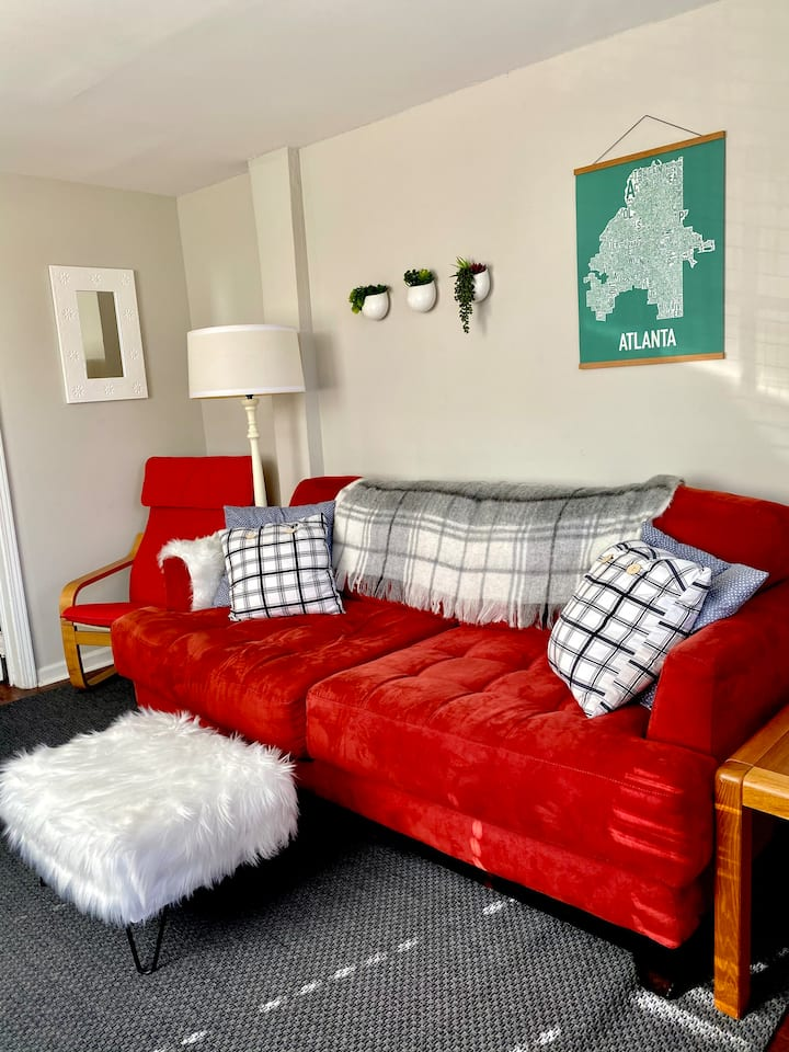 Private Entrance Apartment in Ormewood Park