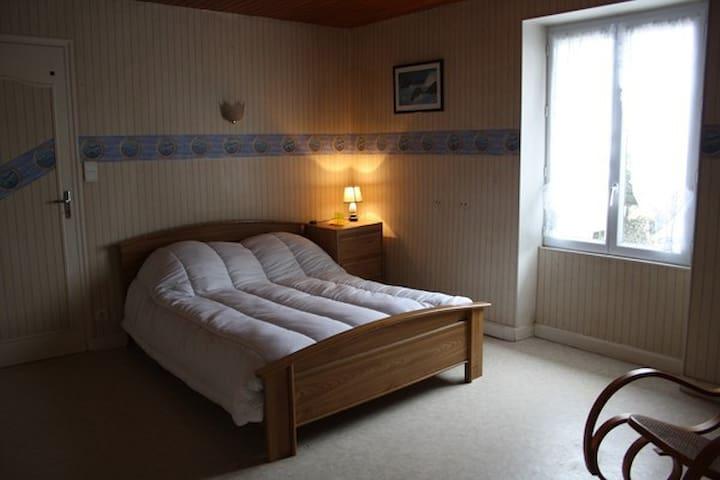 Chambre dans une Ferme