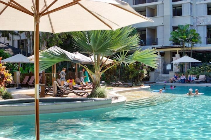 THE PERFECT GETAWAY - Palm Cove - Appartement