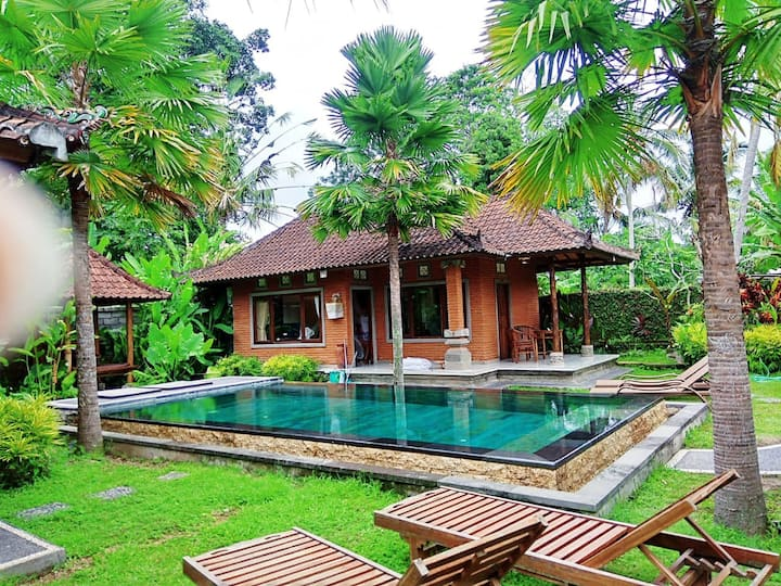 Amazing Peacefully 2BR Private Pool Villa