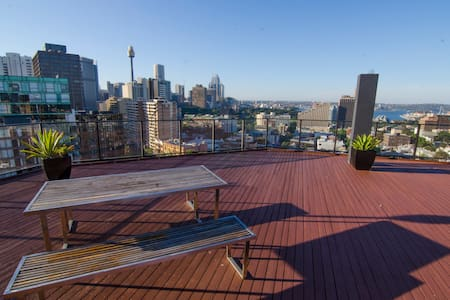 Your Place in the heart of Sydney!