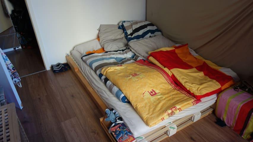 Zimmer im aufregenden Gallusviertel - Frankfurt am Main - Wohnung