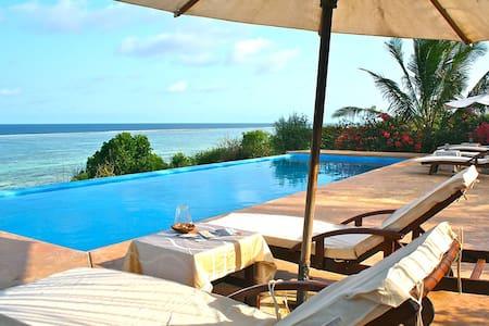 Villa ZANZIBAR  on the Ocean - Matemwe - Haus