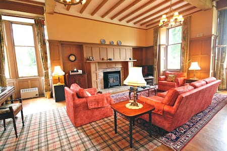 The Edwardian Wing - Taynuilt - Ev