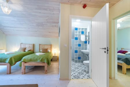 Room no.6 (family 4) - guesthouse SVILPAUNIEKI