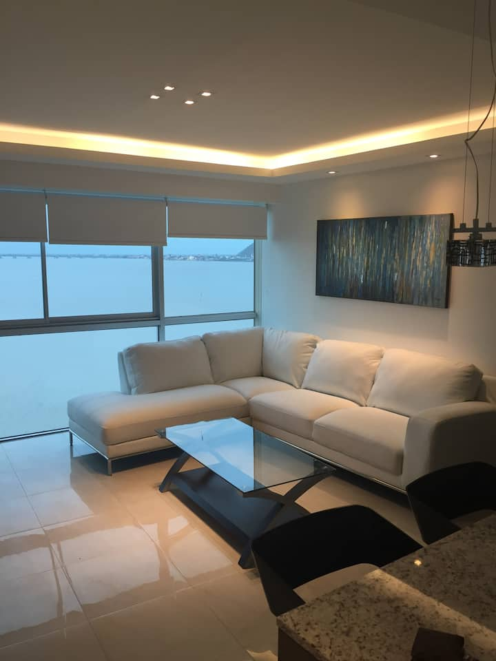 Luxury Apartment with reat view of the River