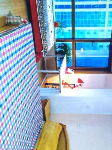 La Chambre de soleil, transparent - 圣普里耶斯 - 公寓