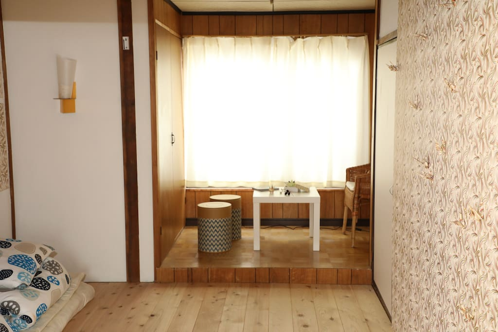 2nd floor: Japanese style, You can relax with Tatami