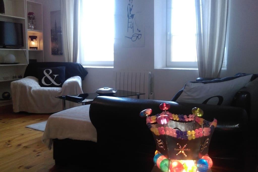 Appartement apaisant