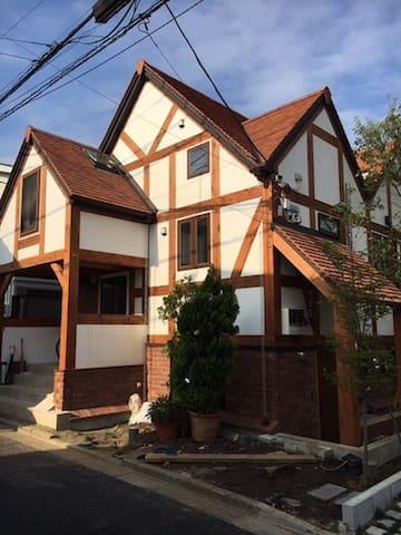 文京区都心の隠れ家ーリゾートルーム