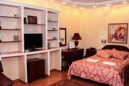 Потрясающая квартира в центре! ул. Тулебаева, 65 - Almaty