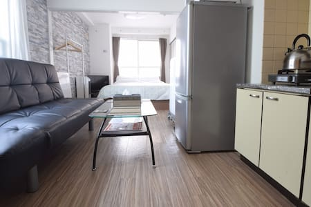 Sapporo  Apartment,1min from station,Free WiFi
