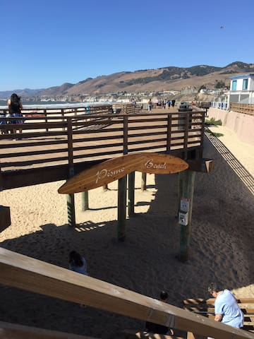 Grover Beach Getaway! Bikes, Surfboards and more! - Grover Beach - Casa