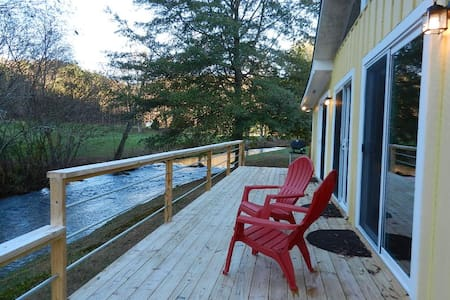 Valley Creekside Cottage - Ellijay - Ev