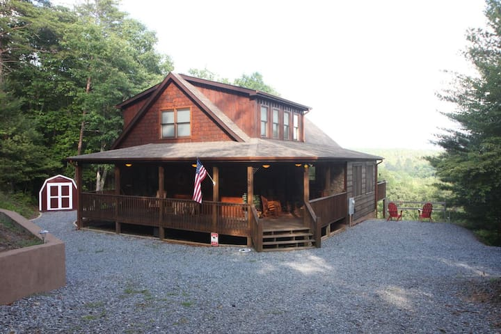 Relax in Serenity - Mineral Bluff - Cottage