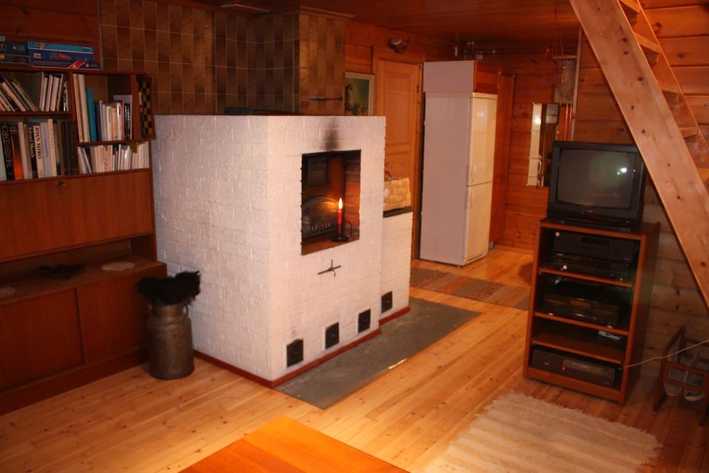 Olohuone - Wohnzimmer - Living room