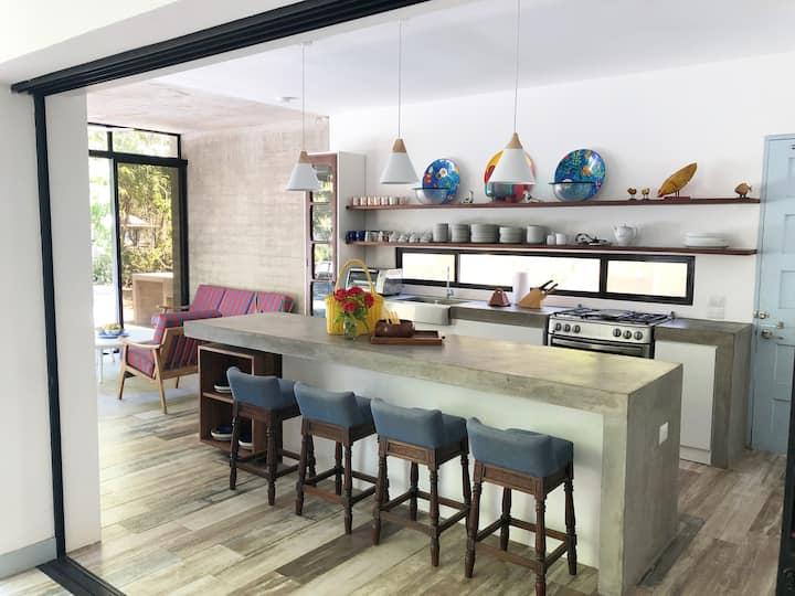 Casa Icaco Costa del Sol (Acceso a estero y playa)