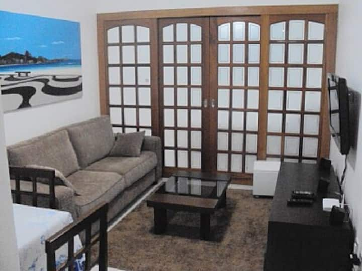 Apartment in Copacabana beach