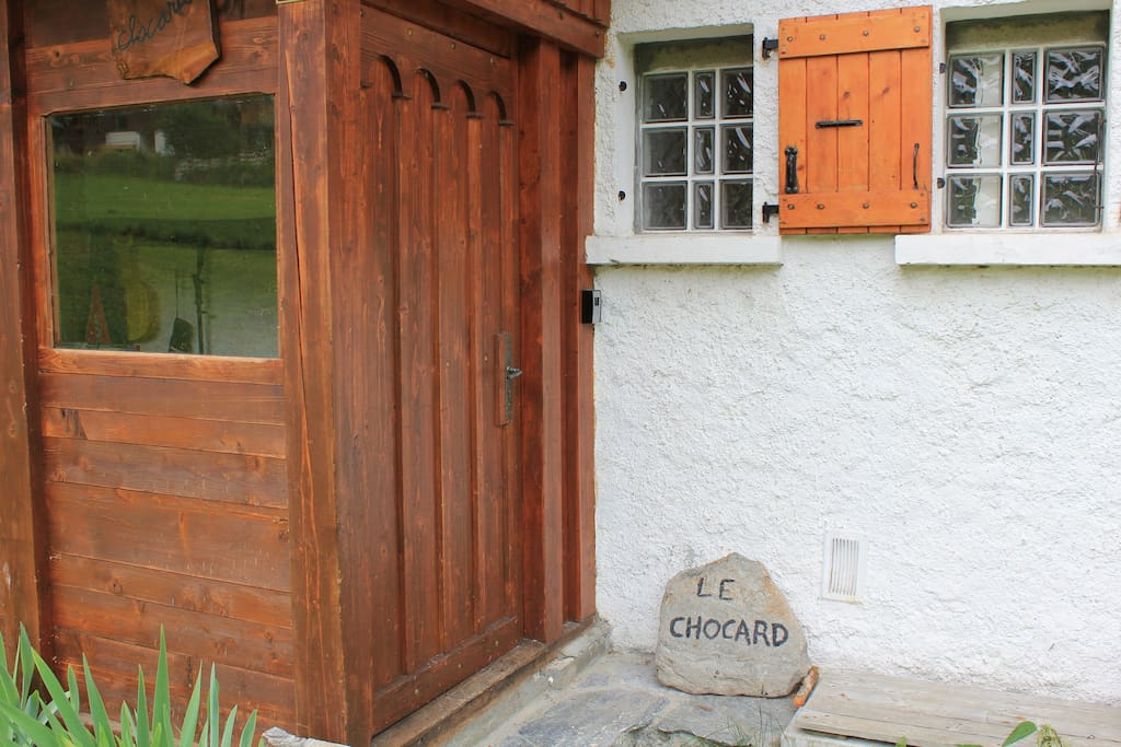 Welcome to Chalet Chocard.