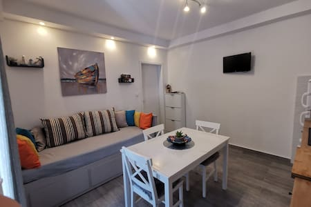 Small (n)and cozy apartmen for two