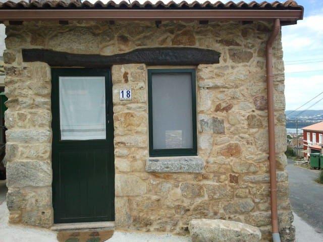 Casa Rural en Neda, descanso y relax en Galicia - Os Pazos - บ้าน