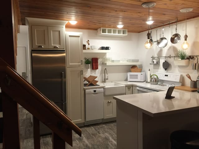 Silver Moose - Updated Prospector condo with Loft