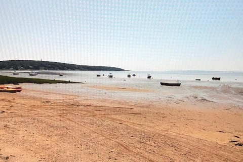 Two Blocks from Landing Beach