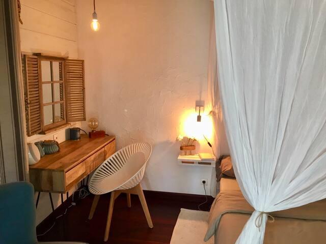 L'intérieur de votre bungalow Guest House