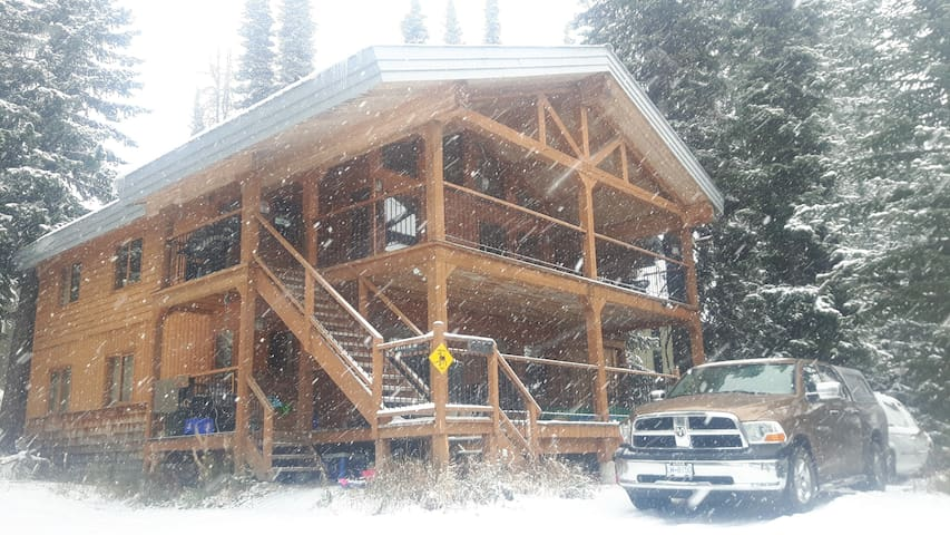 Chalet in the heart of Big White.
