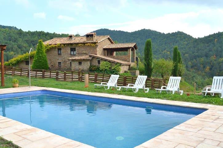 LA COIXINERA - Casa Rural cerca de Barcelona - Muntanyola - Casa