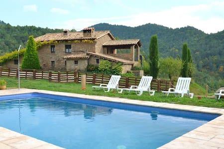 LA COIXINERA - Casa Rural cerca de Barcelona - Muntanyola