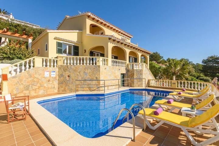 Villa Daydream at Illes Balears