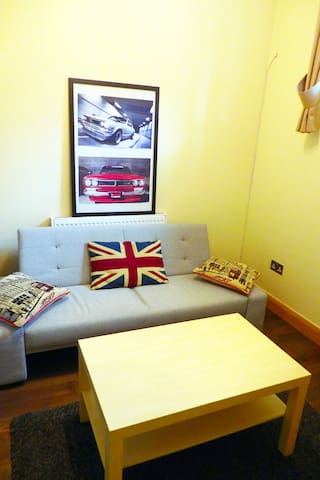 Amazing Cozy Studio Central London Perfect Holiday