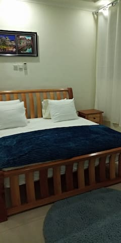 Feel at home in our super comfortable bedrooms