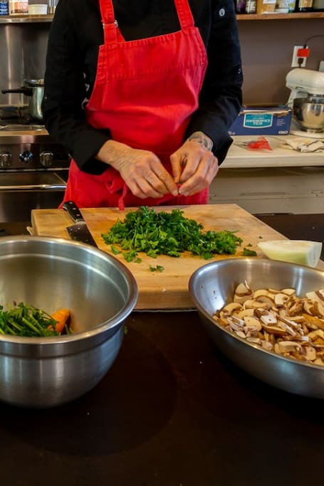Chef Tanya Story