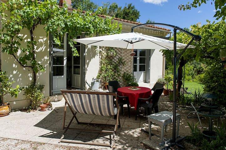 Villa très calme avec grand jardin - Aix-en-Provence - Villa