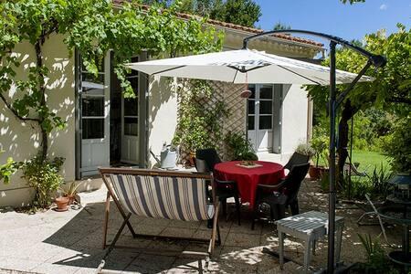 Villa très calme avec grand jardin - Aix-en-Provence