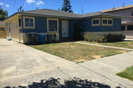 Newly remodeled house 3 mins from SFO airport - Ház