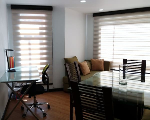 excellent apartment in ciudad salitre