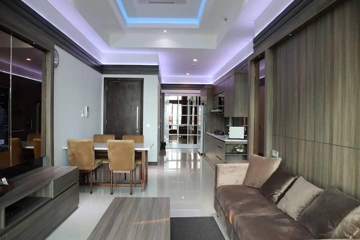 New Penthouse 3BR St.Moritz CBD West Jakarta