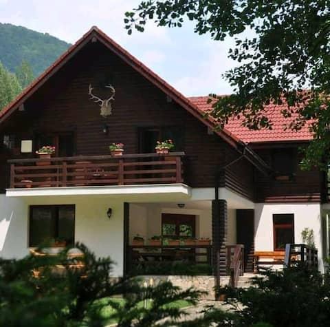 Cabana Minand - un loc de poveste