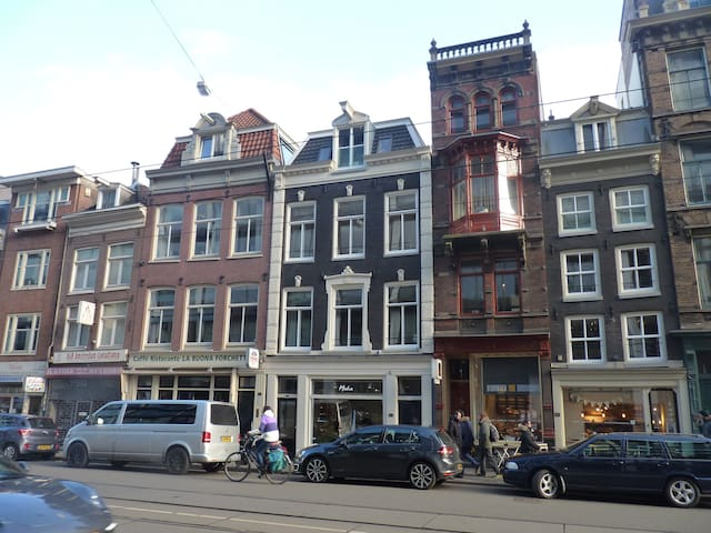 Warm and spacious 2 bedroom loft apartment - Amsterdam - Loft