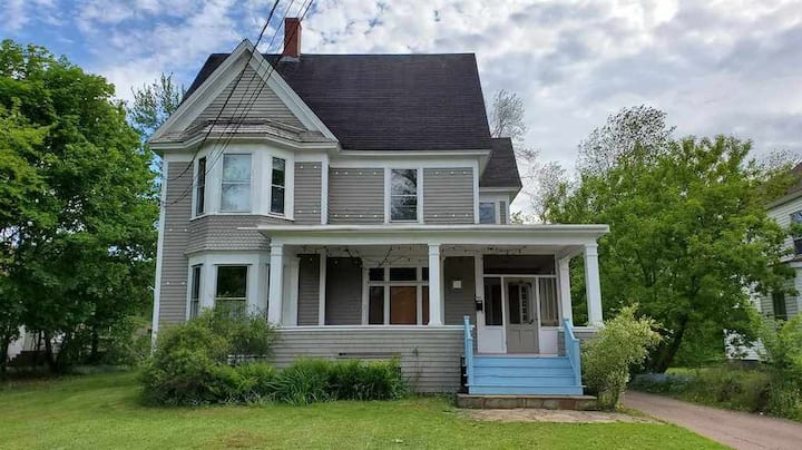Century Home in historic district of Amherst N.S